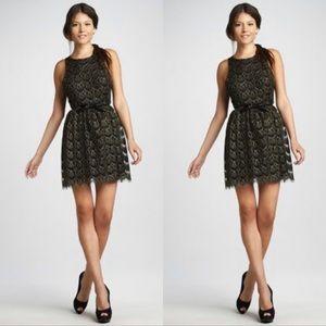 Ali Ro Mulligan Eyelash Dress 8 #4709